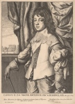 Wenceslaus Hollar after Anthony van Dyck, Charles, Prince of Wales